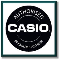 Casio Premium Button