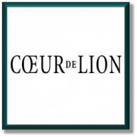 Coeur de Lion Button