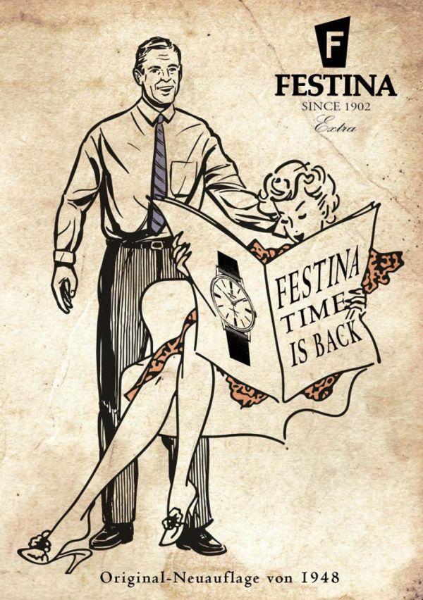 Widget Festina Extra Retro-Kollektion