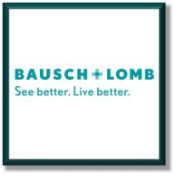 Bausch und Lomb Button