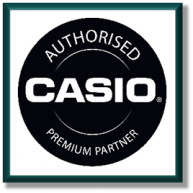 Casio Premium Button