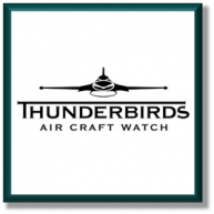 Thunderbirds Button