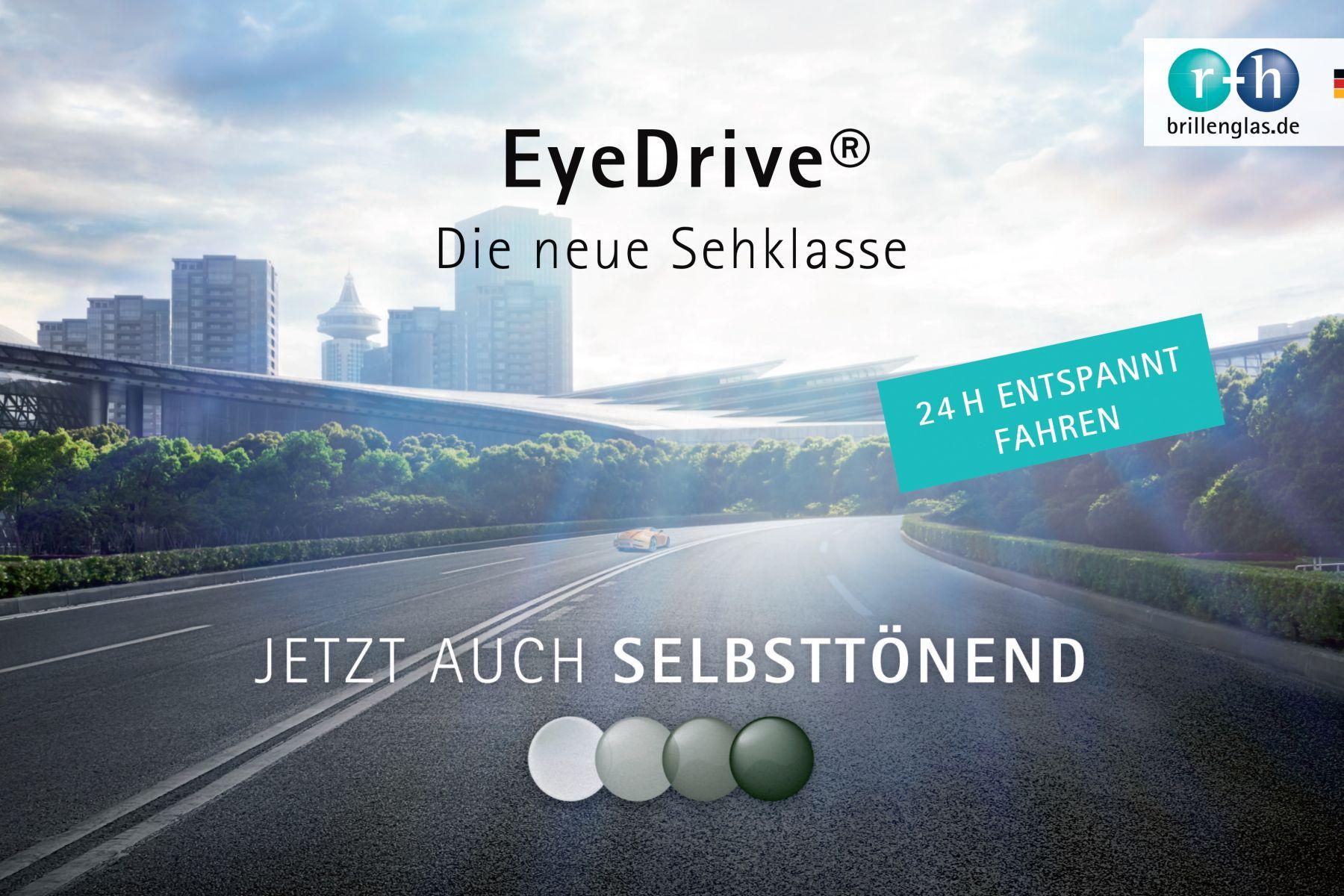 EyeDrive selbsttönend